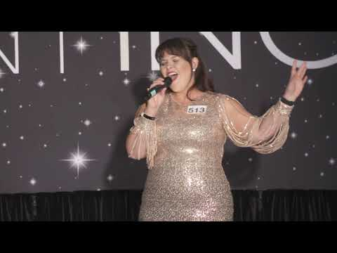 "Dawn Hayes singing ""Proud Mary"" by Tina Turner at Talent INC Showcase"