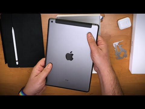 External Review Video 1K0Qru_8mCk for Apple iPad Tablet (8th-gen, 2020)