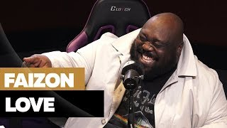 Ebro In The Morning - Faizon Love & Laura Stylez Fight Over #MeToo Debate