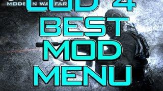 How To: Install Mod Menu COD 4 MP EASIEST WAY! [PC] BEST MOD MENU!