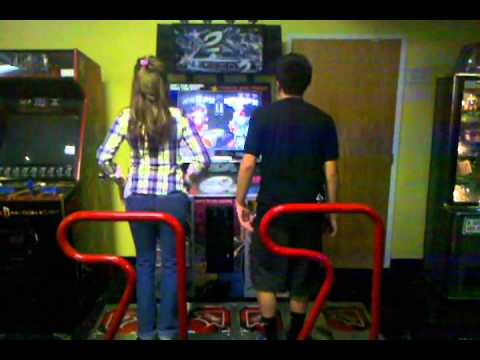 DDR first timers
