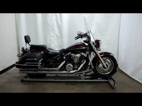 2008 Yamaha V Star® 1300 Tourer in Eden Prairie, Minnesota - Video 1