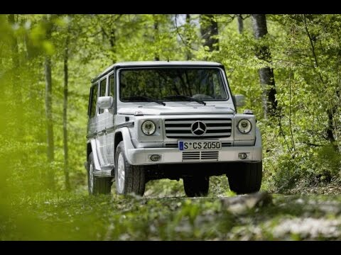 Mercedes-Benz Clase G, una bestia con traje de gala