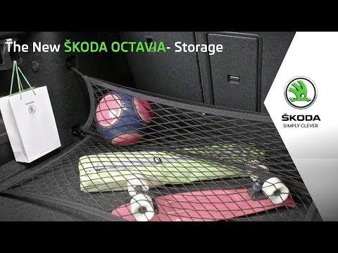 Skoda  Octavia Лифтбек класса C - рекламное видео 6