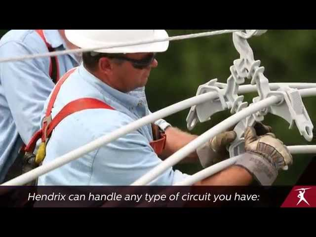 Hendrix Aerial Cable Systems  at Electricity Forum
