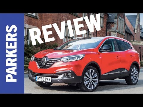 Renault Kadjar Review Video