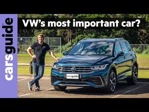 Volkswagen Tiguan 2021 review: We test the facelifted midsize SUV - is it a true Toyota RAV4 rival?