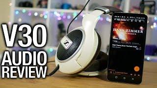 LG V30 Real Audio Review: It's so good, let's rant! | Pocketnow