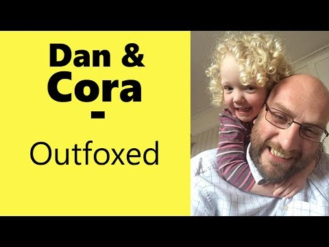 Outfoxed Board Game - with Dan and Cora