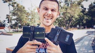Чья камера п*зже: iPhone 8 Plus против Samsung Galaxy Note 8