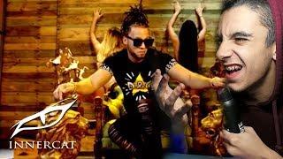 """(REACCIÓN) El Alfa """"El Jefe"""" Ft. Zion, Jowell, Yomel Meloso, Shadow Blow, Bulova - POMPOSO (Remix)"""