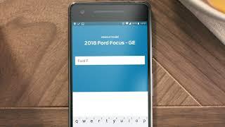Hvordan tilføjer du et stelnummer i din FordPass App