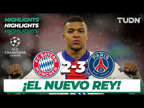 Highlights | Bayern 2-3 PSG | Champions League 2021 – Cuartos Final Ida | TUDN