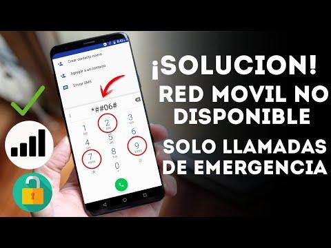 """SOLUCION! Error """"Red No Disponible"""" Sin Señal - Sin Servicio Metodo Sin Root 2019"""