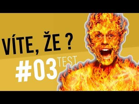 #03 ● VÍTE, ŽE...? / TEST
