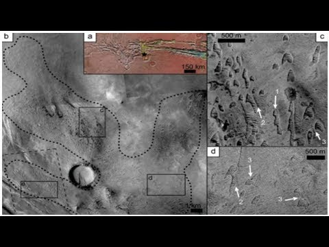 'Ghost dunes' spotted on Mars