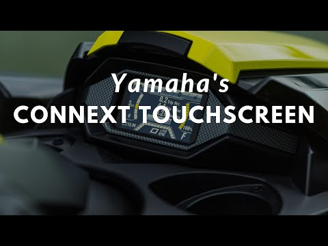 2021 Yamaha VX Cruiser HO with Audio in Johnson Creek, Wisconsin - Video 3