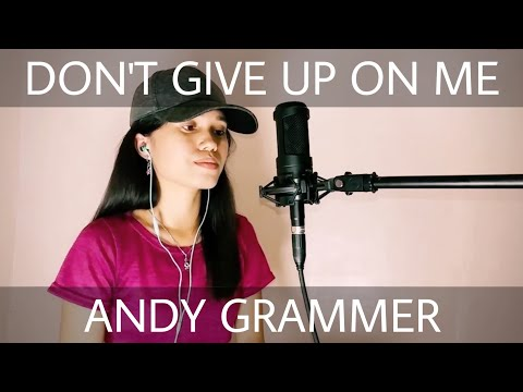 Five Feet Apart - Andy Grammer - Don't Give Up On Me (Cover) by Rosie