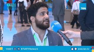 لقاء خاص مع عمر هشام ومحمود يوسف سفراء مؤسسة حلم وهديل كامل مسؤول التواصل بالمؤسسة