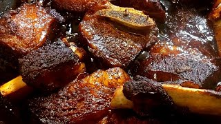 Slow Cooked Beef Short Ribs/ Beef Recipes