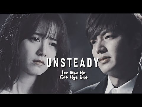 Lee Min Ho and Goo Hye sun ll Unsteady