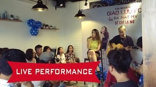 [Offline FC Emily 2/8/2015] Emily - Xin Anh Đừng ( Live ) / Acoustic version