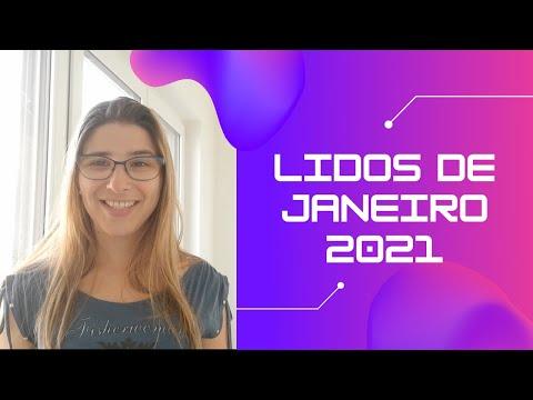 Lidos em Janeiro 2021