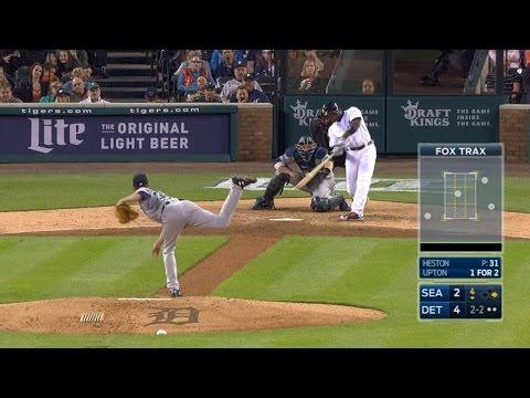 4/25/17: Tigers' huge nine-run inning downs Mariners