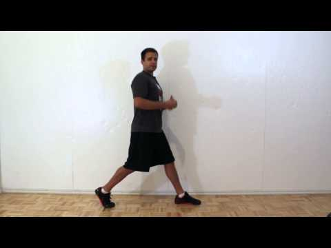 Alternating Jump Lunge