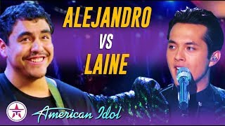American Idol: Will Alejandro Or Laine Hardy WIN?
