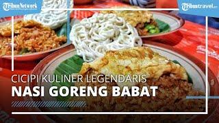 Cicipi Nasi Goreng Pak Karmin Mberok, Kuliner Legendaris di Semarang Sejak 1971