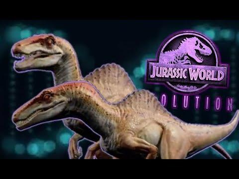 Hybrid Profile - Spinoraptor - смотреть онлайн на Hah Life