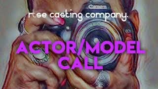 Now Casting Clothing Ad Campaign
