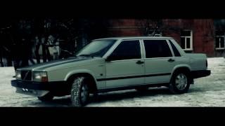 Volvo 740 Чемодан. 500 тыс км пробега. Самый безопасный авто в мире. Тест драйв от качка Скоро....