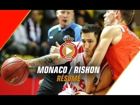 [MINI-MOVIE] Monaco - Rishon | EUROCUP