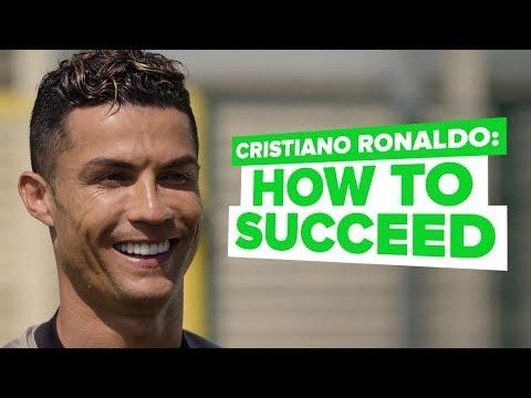 Cristiano Ronaldo interview | CR7 reveals how to succeed