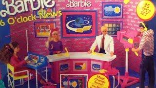 6 O'clock News Playset (1986) - Review