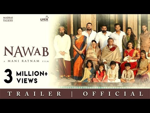 Download NAWAB | Official Trailer - Telugu | Mani Ratnam | Lyca Productions | Madras Talkies HD Video