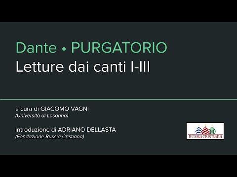 Dante: Letture dai Canti I-III del Purgatorio