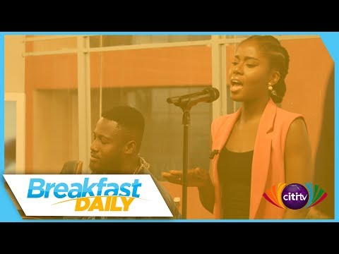 Mzvee - Bend Down & Sing My name (Acoustic) on Breakfast Daily