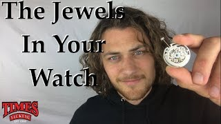 What The Jewels In Your Watch Movement Mean