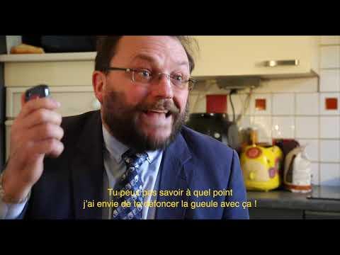 Bande démo comédien Cédric GOGDRAND
