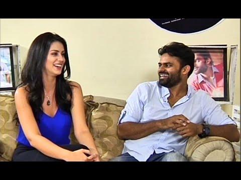 Sai Dharam Tej and Larissa Bonesi Interview about Thikka