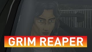 Initial D Arcade Stage 6 AA | Another Part 1 - Grim Reaper - Teknoparrot 1.06