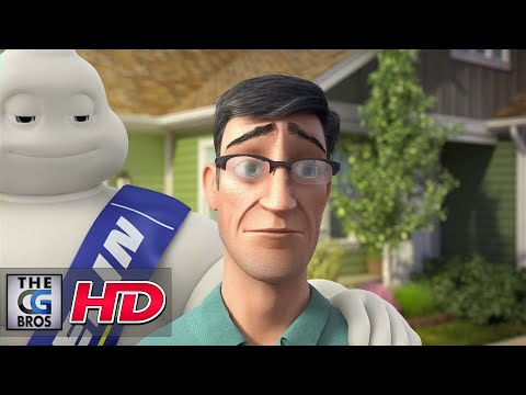 "CGI 3D Animated Spot: ""Keys"" – by Psyop"