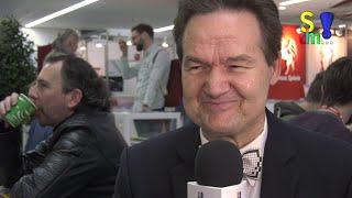 Autoren FAQ - Reiner Knizia im Interview - Spiel doch mal...! - Spielwarenmesse - Nürnberg