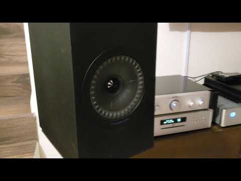 Z Review - KEF Q350 [Super Emo-Coaxial Monsters] - смотреть онлайн