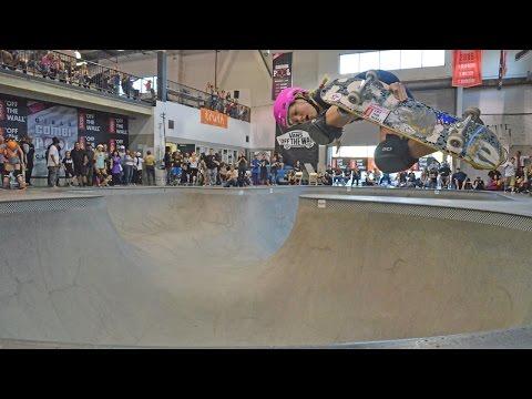 Vans Girls Combi Pool Classic 2015 - AM 15 & Over