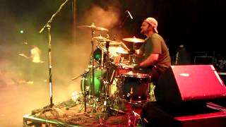 STRUNG OUT - Too Close To See - Drum Cam | Santa Ana - The Observatory