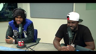 Dave East Freestyles On Funk Flex Part 2 !!